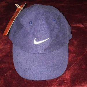 Dark Blue NIKE Infant Hat 🧢